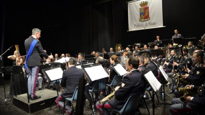 Banda musicale Polizia