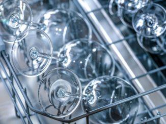 Bicchieri in lavastoviglie