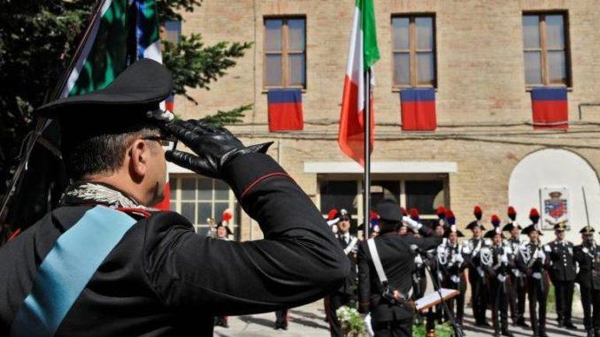 Carabinieri cerimoniale